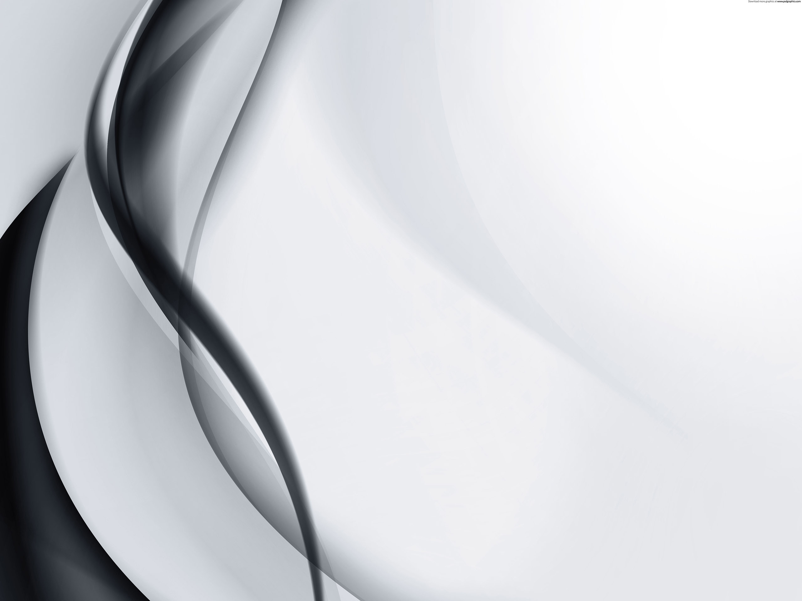 White Abstract Full HD