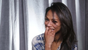 Zoe Saldana Sexy Wallpapers