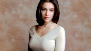 Alyssa Milano Full Hd