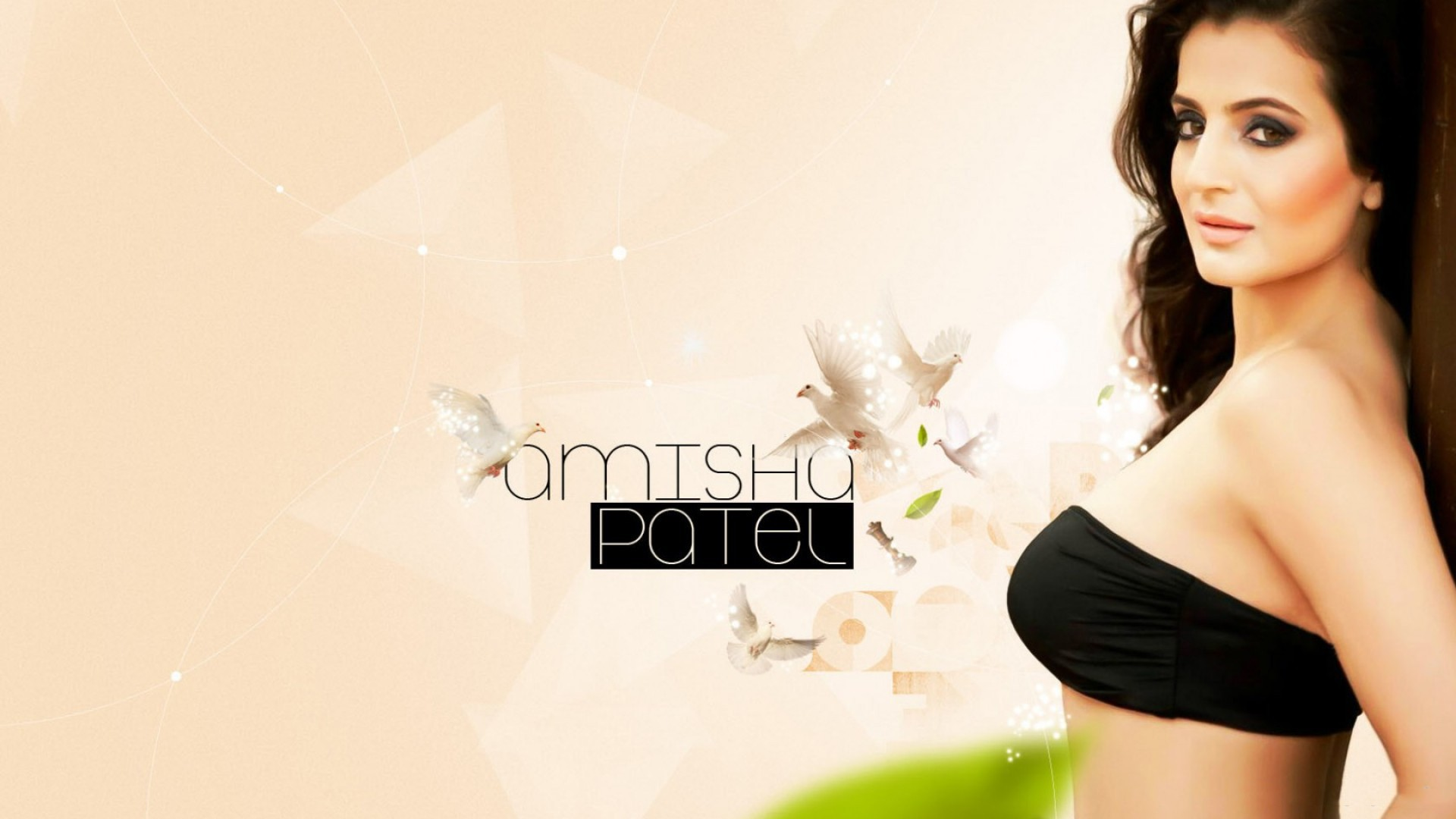 ameesha patel wallpapers - photo #26