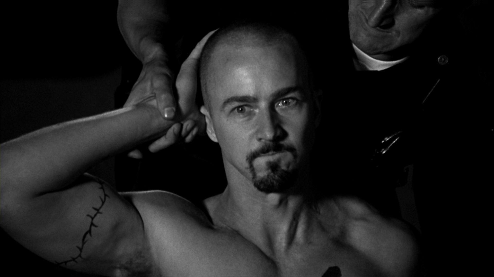amercian history x manipulation Watch american history x (1998) full movie online on 123movieshubfilm derek vineyard is paroled after serving 3 years in prison for killing two thugs who.