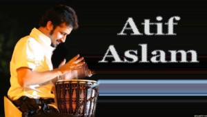 Atif Aslam High Quality Wallpapers