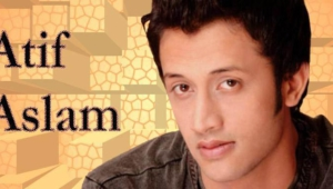Atif Aslam Widescreen