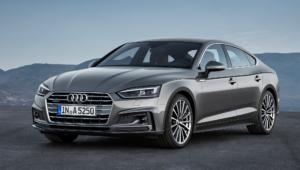 Audi A5 2017 4k