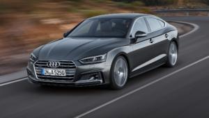 Audi A5 2017 Desktop