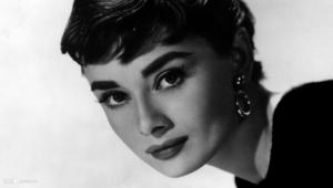 Audrey Hepburn 4k