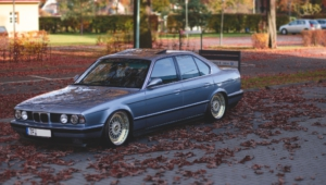 Bmw E34 Background