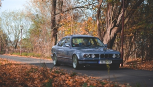 Bmw E34 Hd Wallpaper