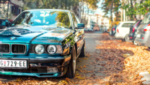 Bmw E34 High Definition