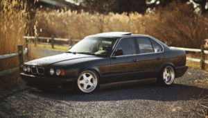 Bmw E34 Photos