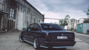 Bmw E34 Wallpaper For Laptop