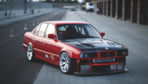 Bmw E34 For Desktop