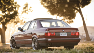 Bmw E34 Full Hd