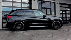 BMW X5 Tuning HD Desktop