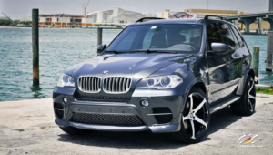 BMW X5 Tuning Images