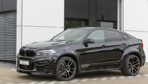 BMW X6 Tuning 4K