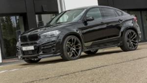 BMW X6 Tuning HD Wallpaper