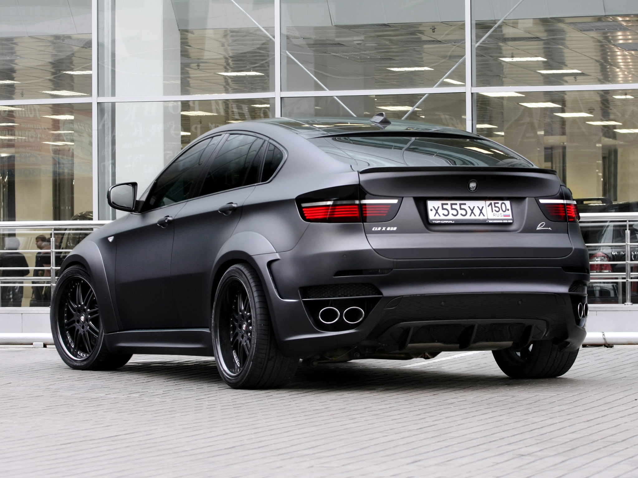 Bmw X6 Tuning Hd Wallpaper