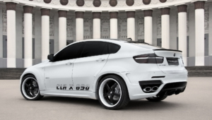 BMW X6 Tuning Images