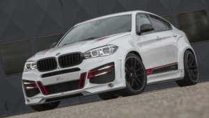 BMW X6 Tuning Wallpaper