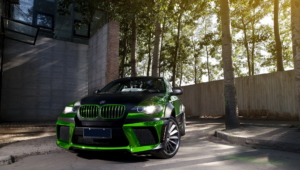 BMW X6 Tuning Wallpapers HD