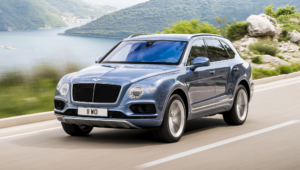 Bentley Bentayga Wallpapers
