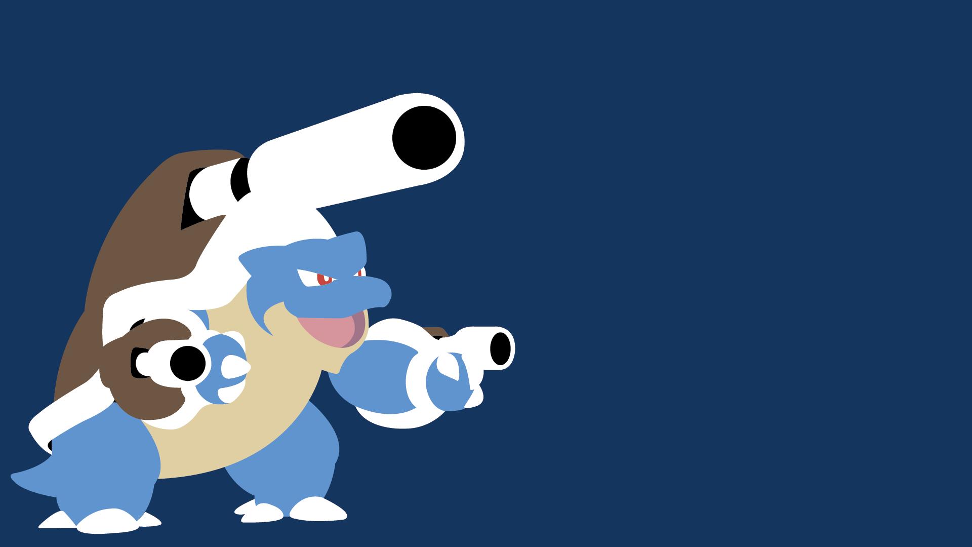 pokemon mega blastoise wallpaper wwwpixsharkcom