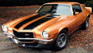 Camaro Z28 1971 Images