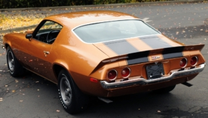 Camaro Z28 1971 Widescreen