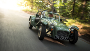Caterham Seven Sprint Wallpapers Hd