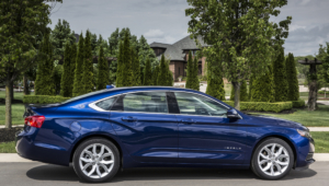 Chevrolet Impala 2016 Background