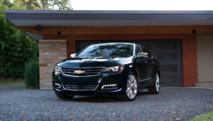 Chevrolet Impala 2016 Hd Background