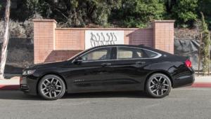 Chevrolet Impala 2016 Hd Wallpaper
