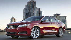 Chevrolet Impala 2016 High Definition Wallpapers