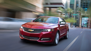 Chevrolet Impala 2016 Wallpaper