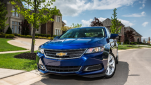 Chevrolet Impala 2016 Wallpapers Hd