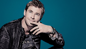 Chris Hemsworth Computer Wallpaper