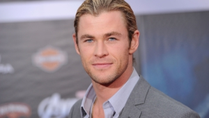 Chris Hemsworth HD Background
