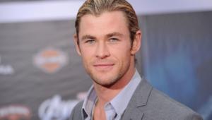 Chris Hemsworth HD Background