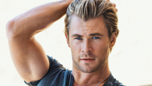 Chris Hemsworth HD Desktop