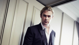 Chris Hemsworth Sexy Wallpapers