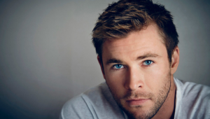 Chris Hemsworth For Desktop Background