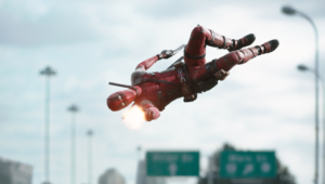 Deadpool For Desktop Background