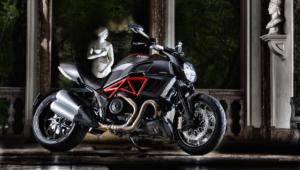 Ducati Diavel 4k