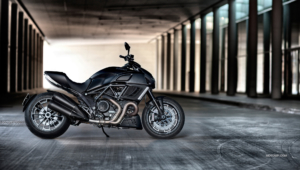 Ducati Diavel Hd