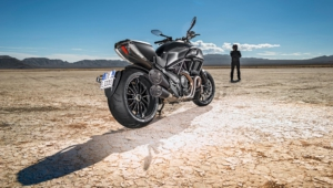 Ducati Diavel Pictures