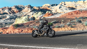 Ducati Diavel Widescreen
