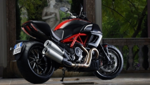 Ducati Diavel For Desktop Background