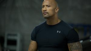 Dwayne Johnson 4k