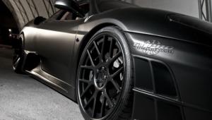 Ferrari F430 Black 2112